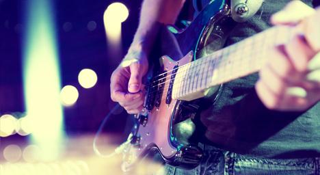 cordes pas cher pour guitare électrique