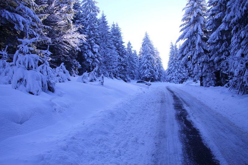 N'oubliez pas vos chaines à neige pour vos vacances au ski