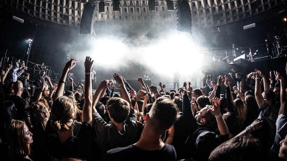 Protégez-vous du bruit lorsque vous allez en concert