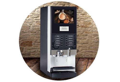L'achat d'une machine à café pour satisfaire les employés