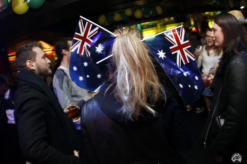 bar ambiance pub australien