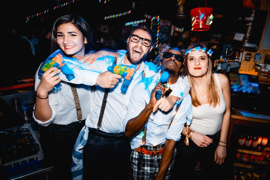 Un bar australien pour une soirée au top