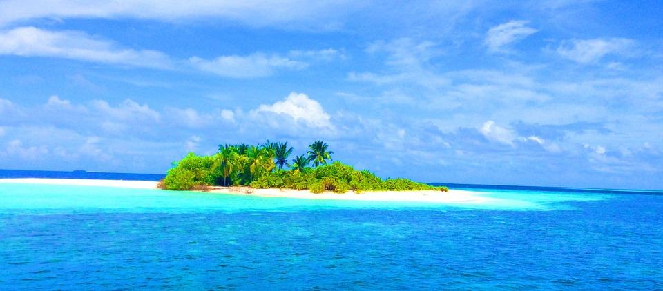 Chéri si on partait au paradis pour notre voyage de noces ?