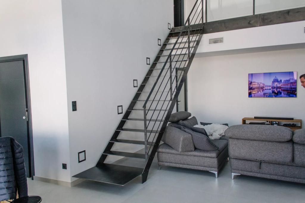 Tout comprendre sur l'escalier moderne